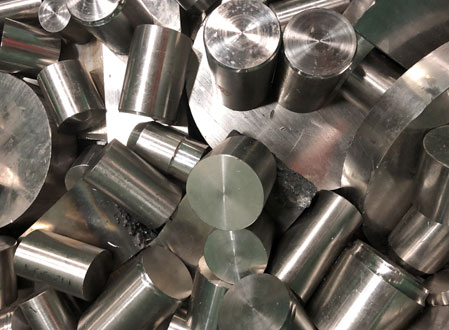 Inconel 625 Recycling